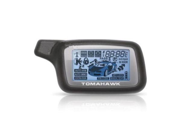 Брелок Tomahawk X3