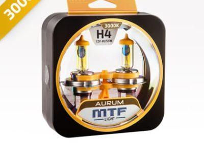 Галогеновые лампы MTF Aurum 3000k