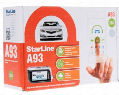 автосигнализация Starline A93