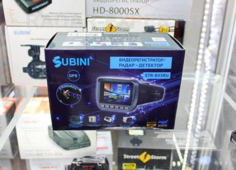 SUBINI STR 845RU