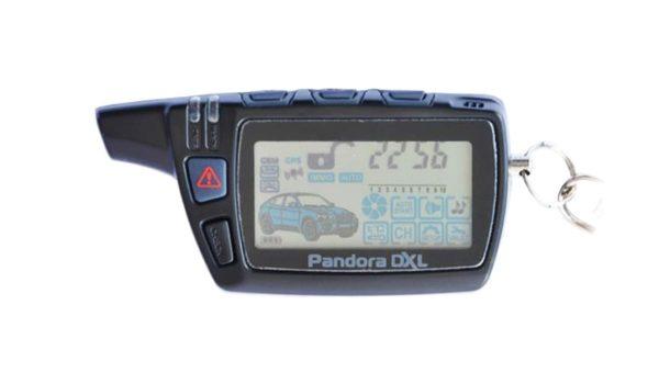 Брелок Pandora D-500