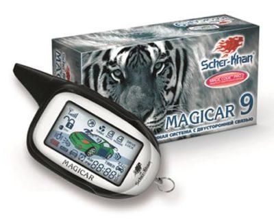 4Scher Khan Magicar9 box
