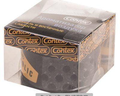 Ароматизатор на панель гелевый CONTEX WARNING SEXOHOLIC